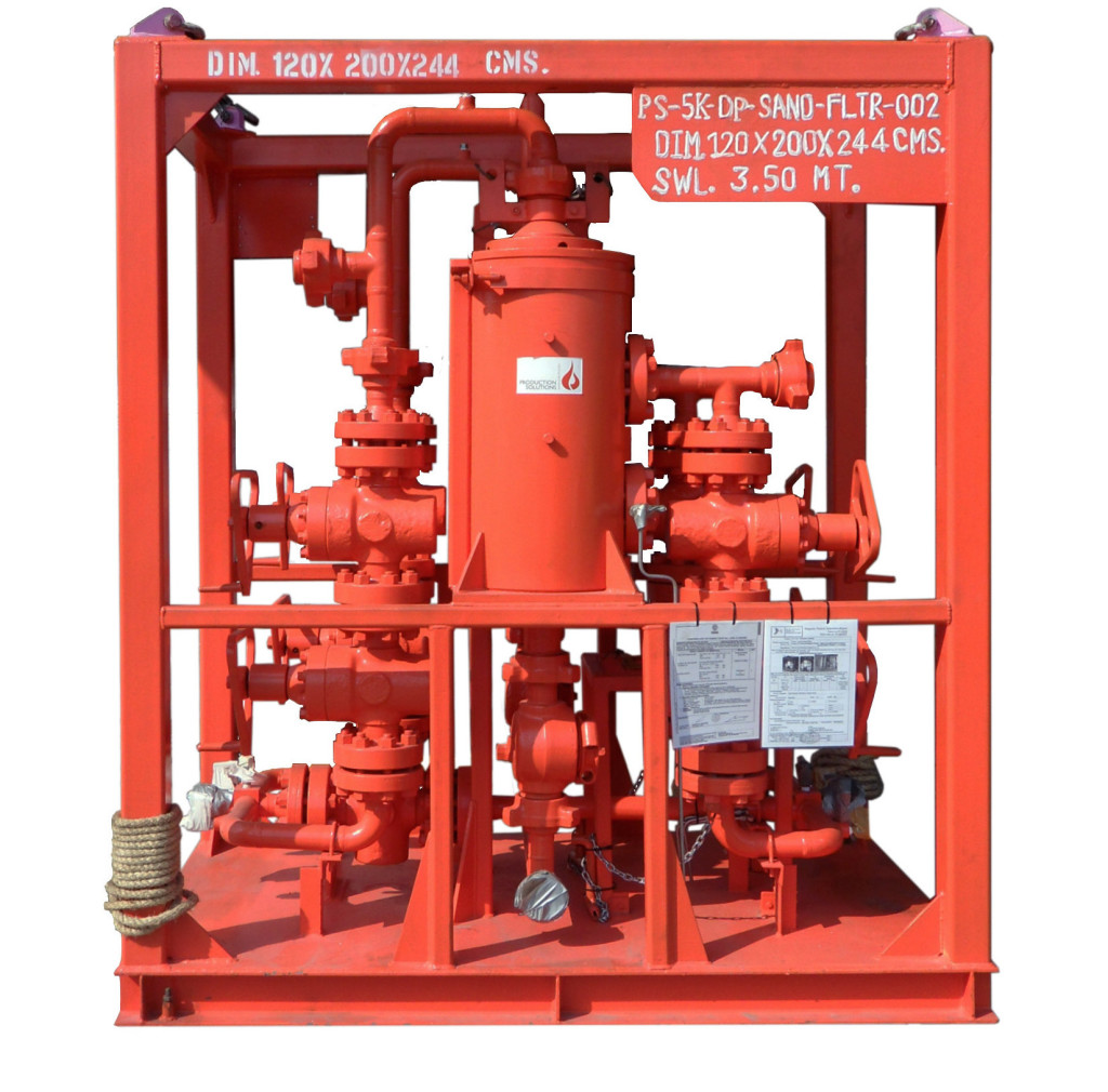 Sand Filter  (2)